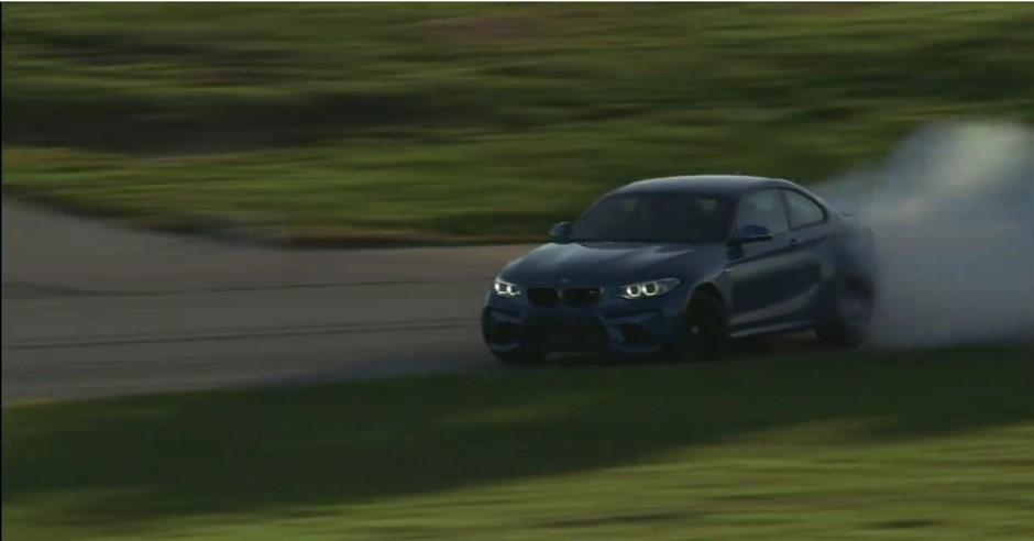 Vidéo : la BMW M2 nouvelle reine du drift ?