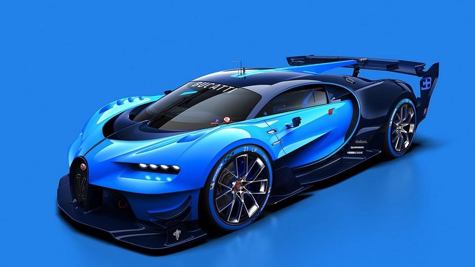 Bugatti Vision Gran Turismo : place au jeu !