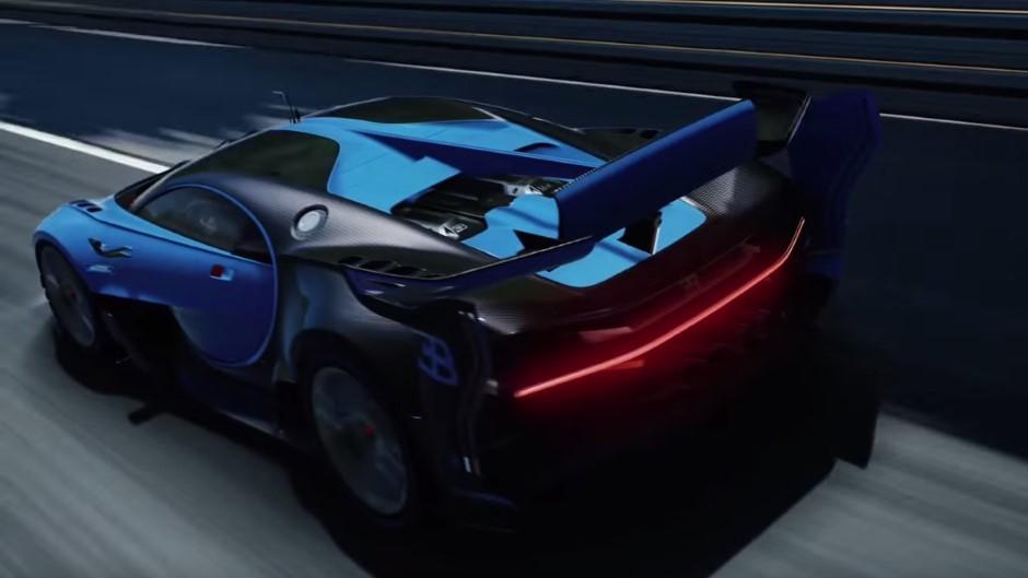 Vidéo : les secrets de fabrication de la Bugatti Vision Gran Turismo