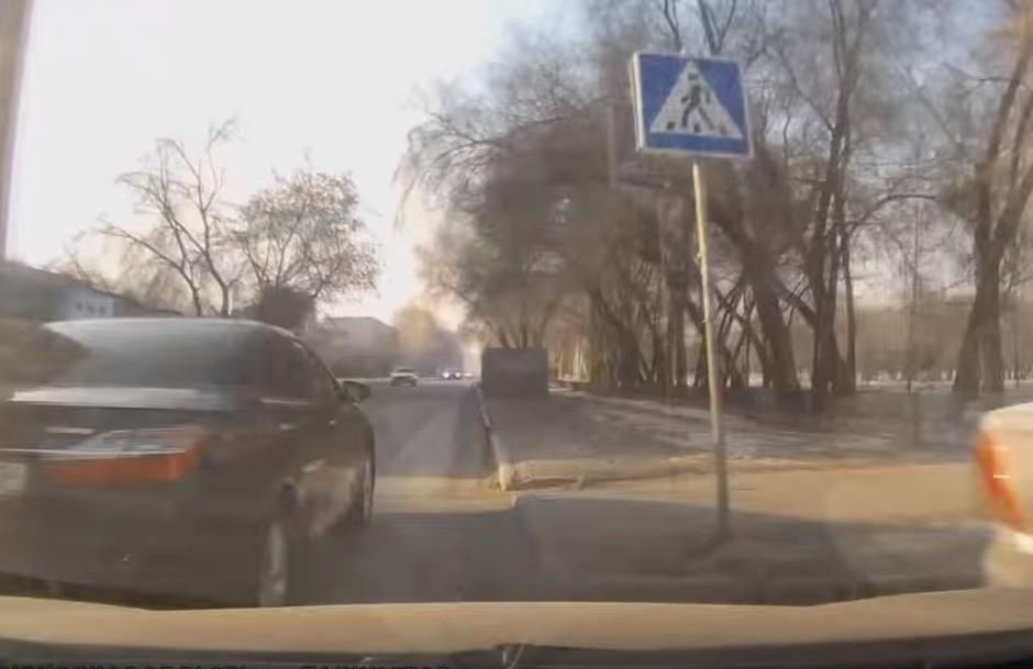 Vidéo : quel chauffard celui-là !