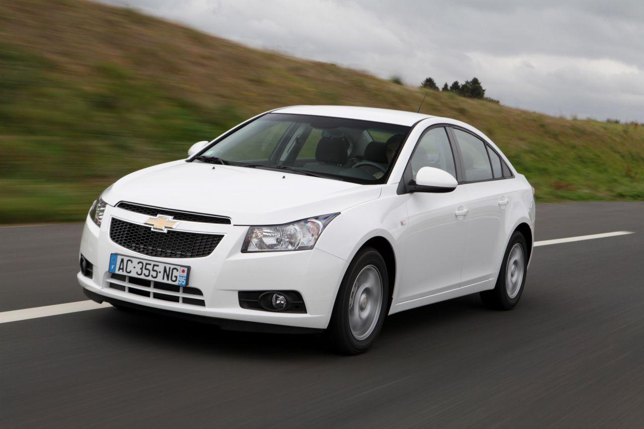 Chevrolet Cruze : plus de 300 000 véhicules rappelés pour des problèmes de freins