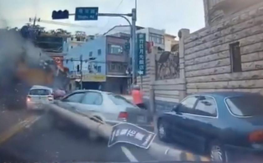 Vidéo : le coup de bol monstrueux !