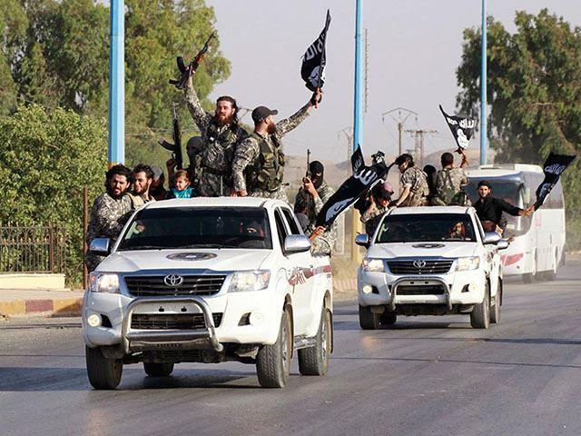 Les États-Unis s'intéressent aux Toyota de Daesh