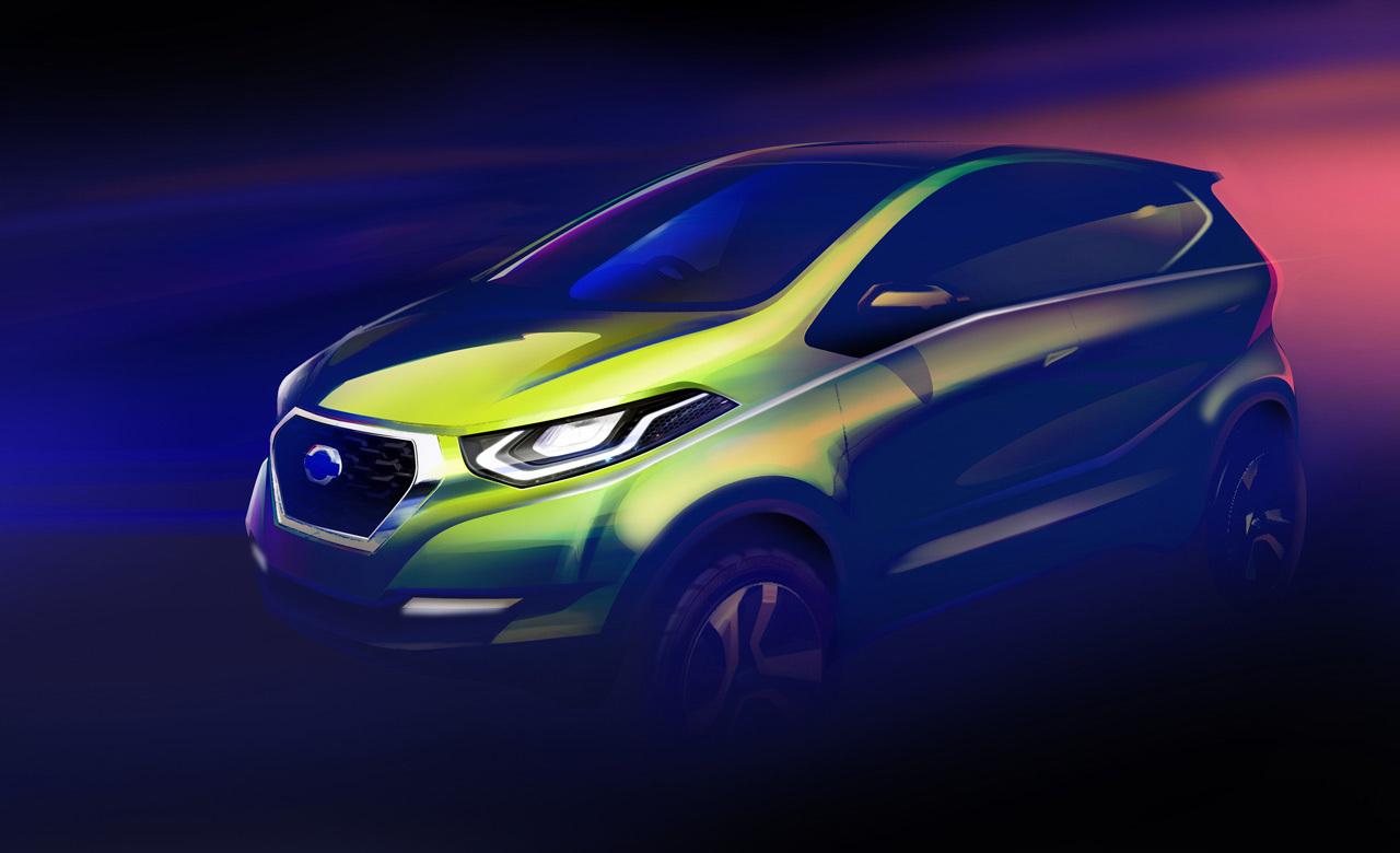 Datsun I2 Concept, la future petite Dacia ?