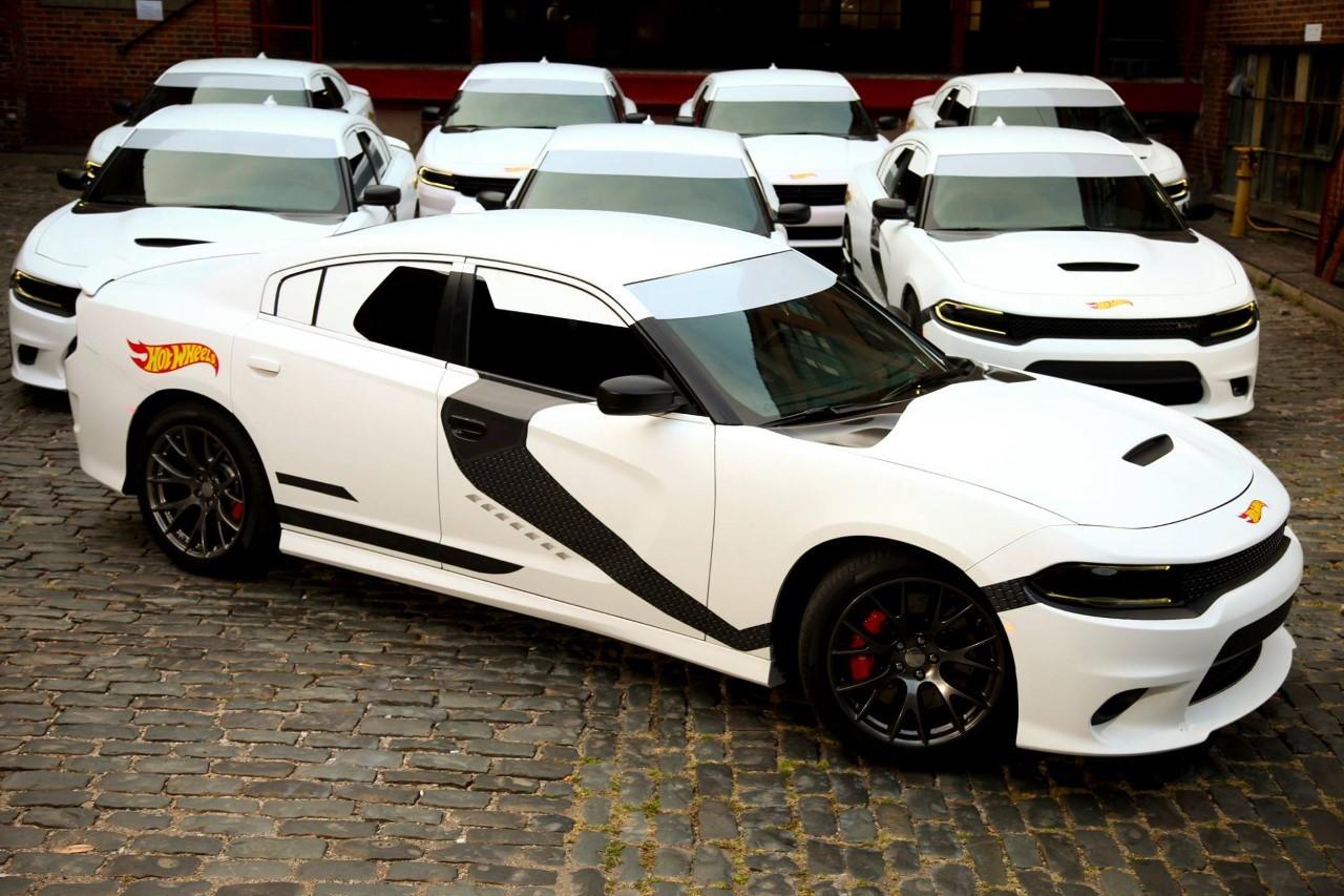 Insolite : des Dodge Charger aux couleurs des Stormtroopers