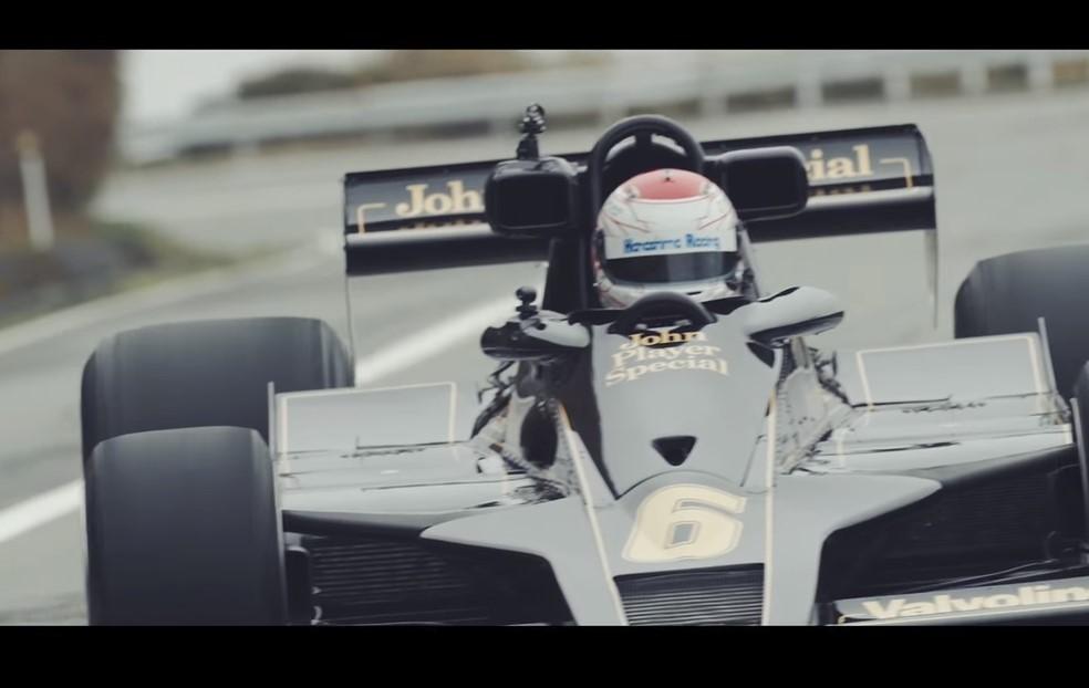 Vidéo : deux F1 d'exception sur une course de côte