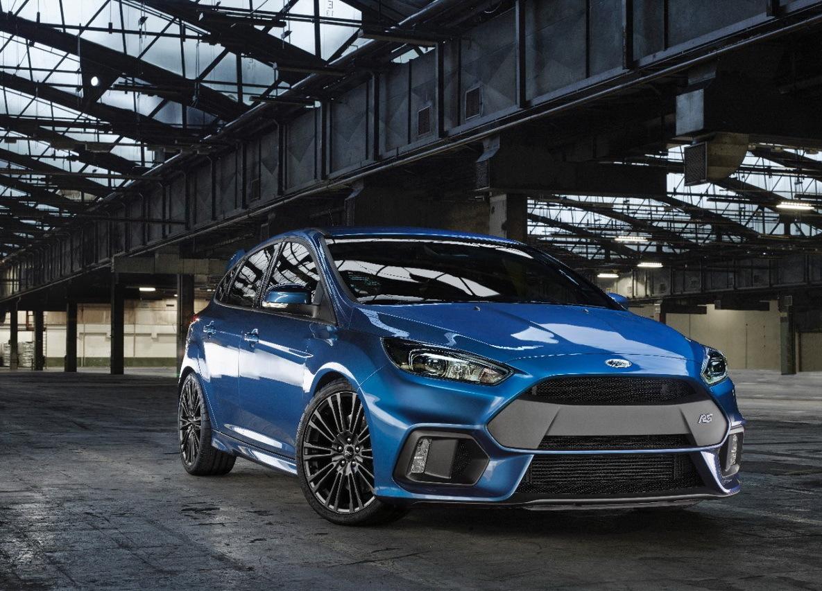 Vidéo : le mini gymkhana de Ken Block avec la nouvelle Ford Focus RS
