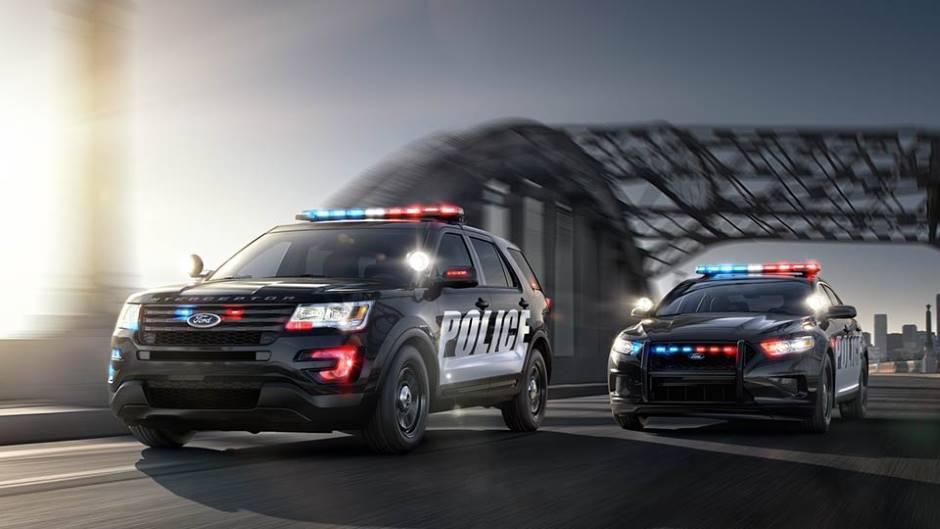 Voitures de police : Ford toujours plus majoritaire aux Etats-Unis