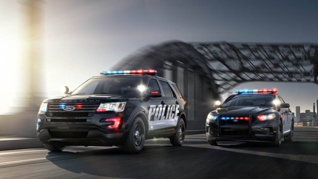 News auto : Voitures de police : Ford toujours plus ...