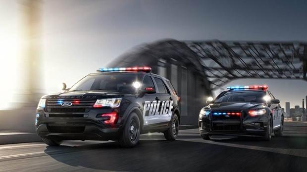 News auto : Voitures de police : Ford toujours plus ...