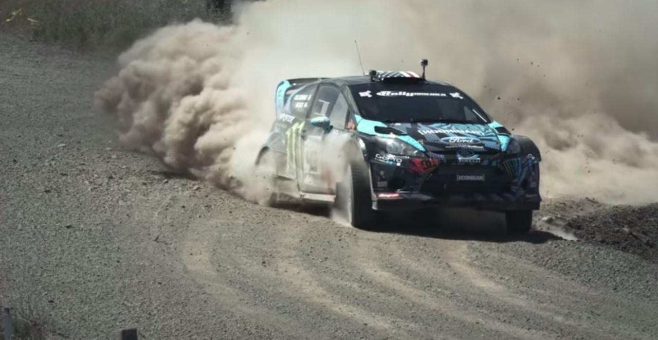 Vidéo : la beauté selon Ford, c'est le sport auto