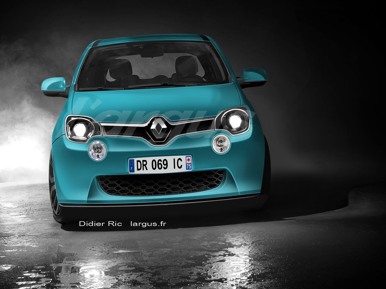 Future Renault Twingo III : photos exclusives de la Twingo de 2014