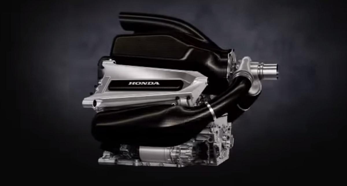 Vidéo : Honda fait entendre son nouveau moteur de F1