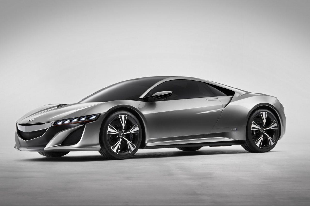 Le design intérieur du concept Honda NSX sera dévoilé à Francfort