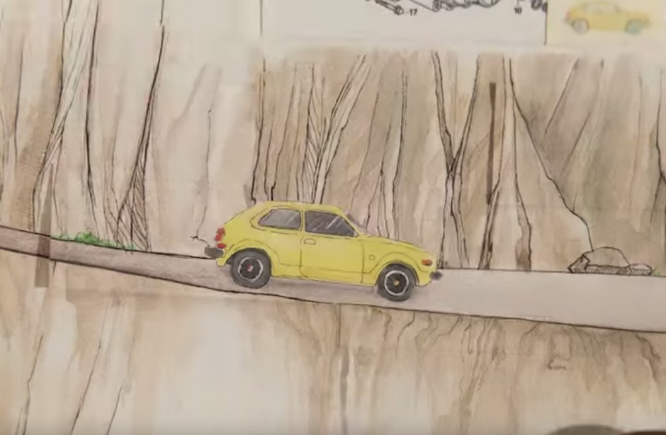Vidéo : l'histoire de Honda en 2 minutes d'animation