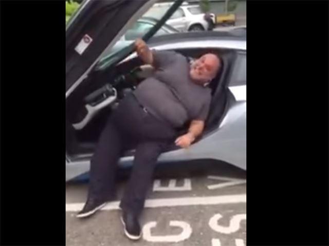 BMW i8 : obèse s'abstenir