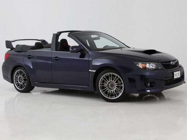 Massacre à la tronçonneuse pour la Subaru Imprezza