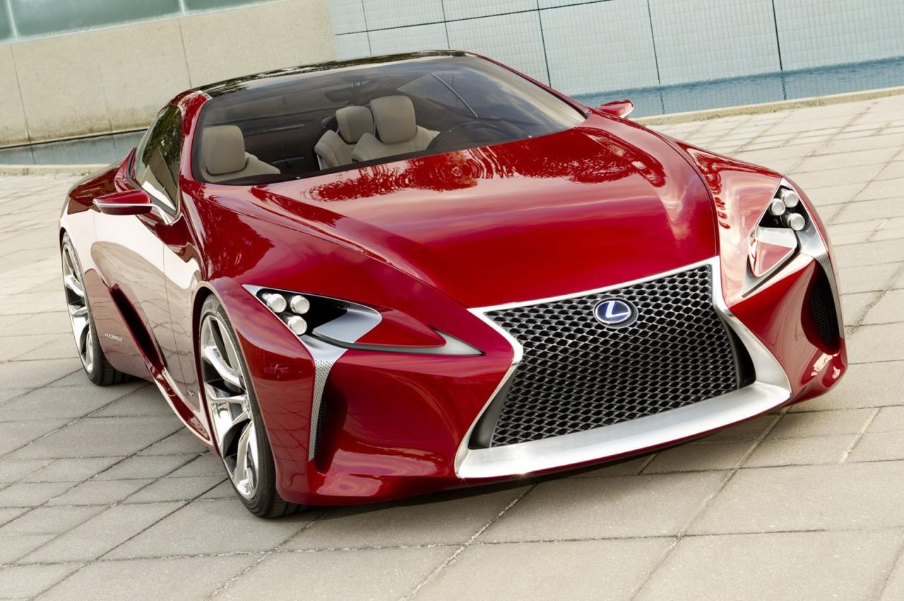 Lexus SC : retour prévu en 2017