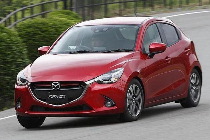 Nouvelle Mazda 2, les premières images