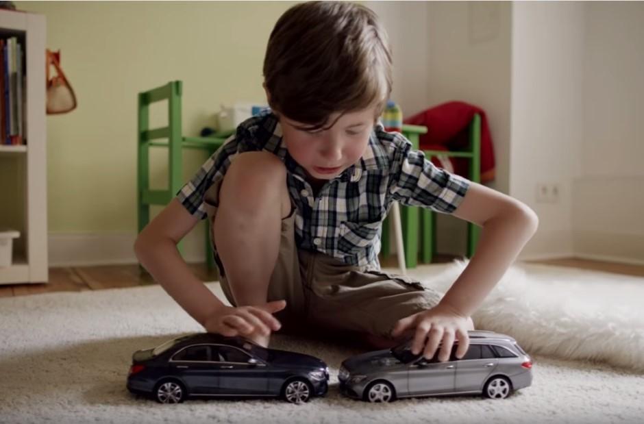 Vidéo : la publicité Mercedes qui fait rager les enfants