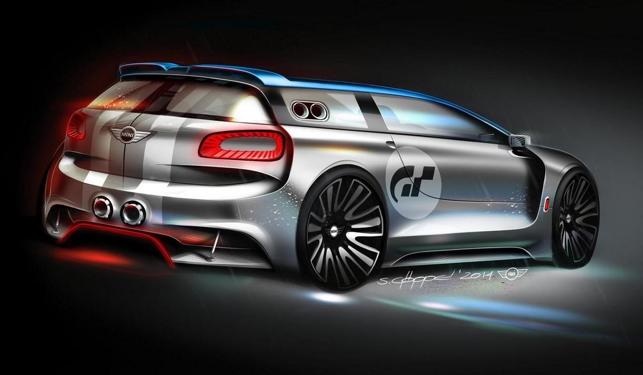 Mini place la nouvelle Clubman dans Gran Turismo 6
