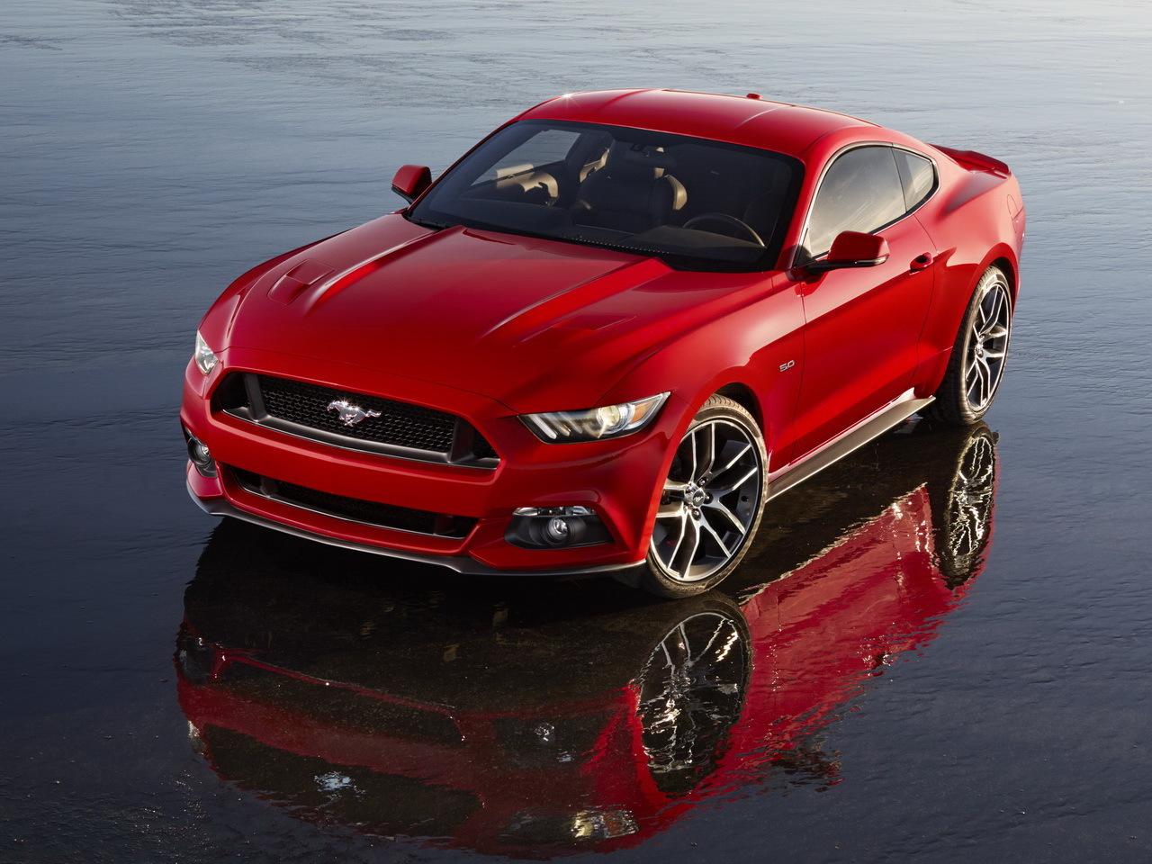 Ford Mustang : bientôt une boite à 10 rapports