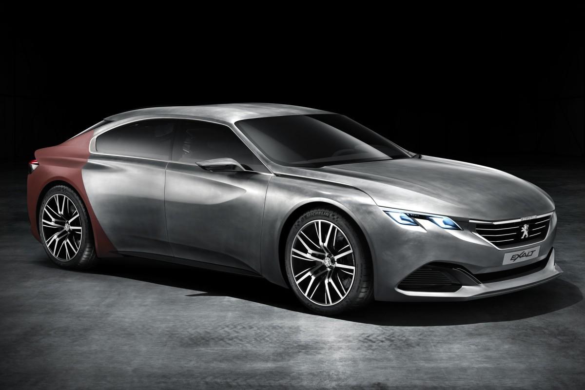 Peugeot Exalt, un retour tricolore dans le haut de gamme ?