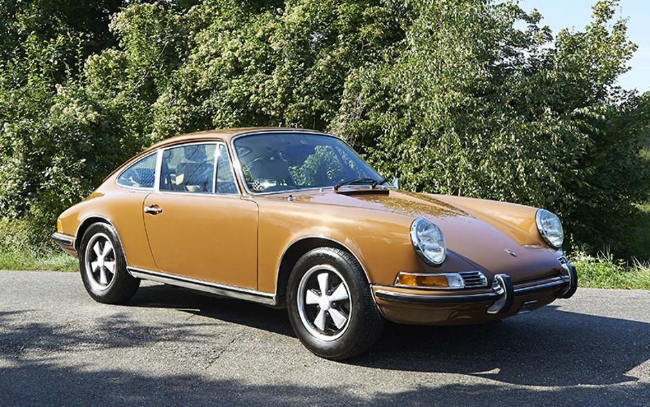 La Porsche 911 de Steve McQueen en vente aux enchères