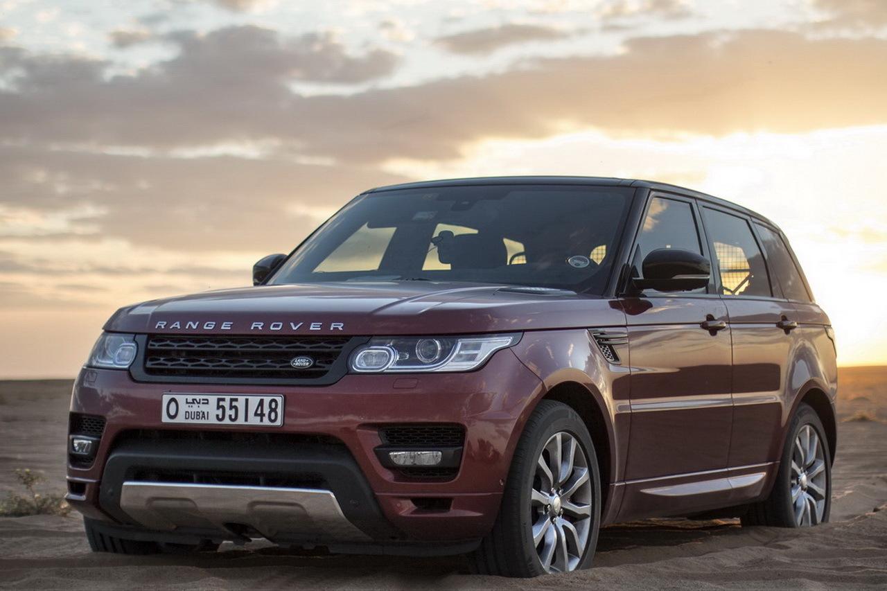 Le nouveau Range Rover Sport a vaincu l'un des déserts les plus dangereux au monde