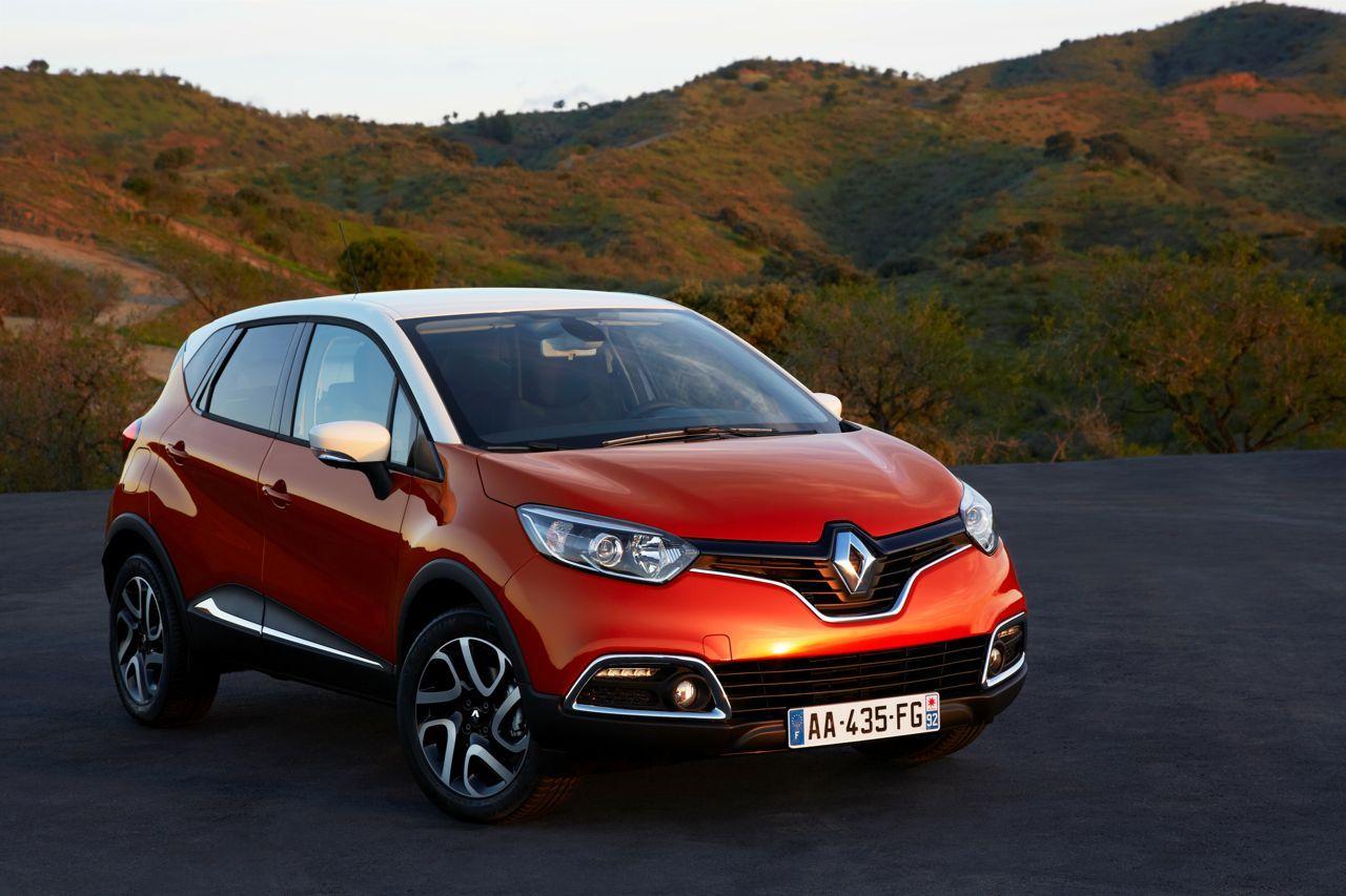 Renault songe à un Captur RS