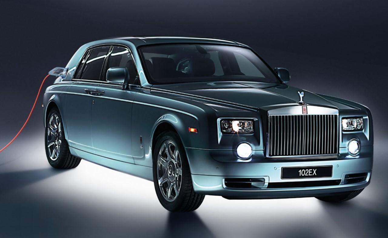 L'électrique à l'étude chez Rolls-Royce