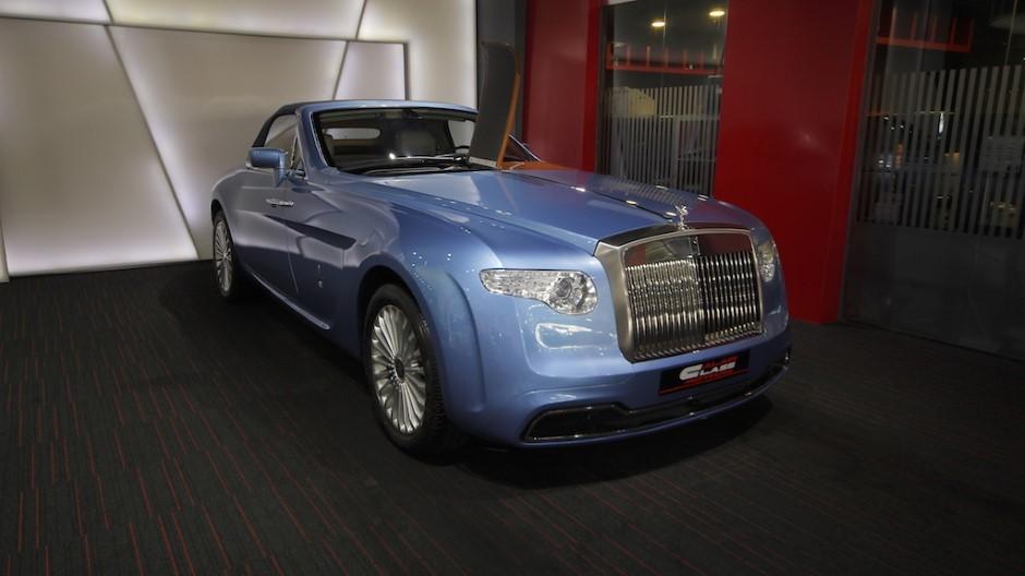 La Rolls-Royce Hyperion de nouveau à vendre
