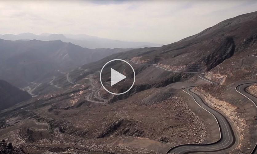 Vidéo : l'une des plus belles routes au monde en McLaren