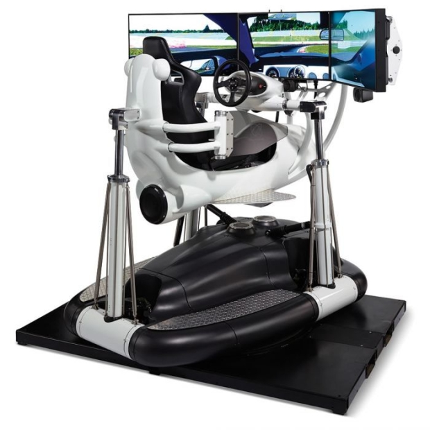 news auto plus de 150 000 euros pour ce simulateur auto 321auto. Black Bedroom Furniture Sets. Home Design Ideas