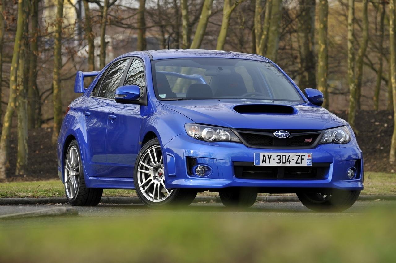Subaru offre le malus pour l'achat de sa WRC de route