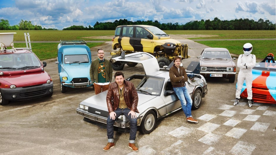 Top Gear saison 2 : ça redémarre le 6 janvier 2016