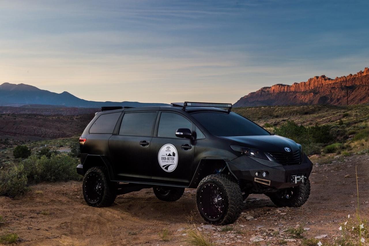 Toyota dévergonde son SUV