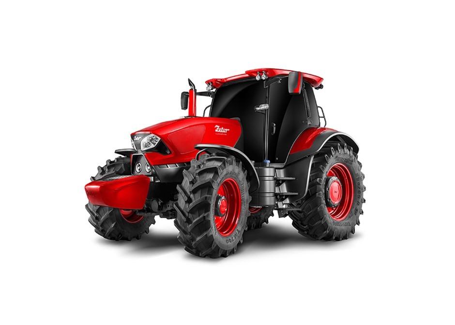 Zetor : ce tracteur a été dessiné par Pininfarina