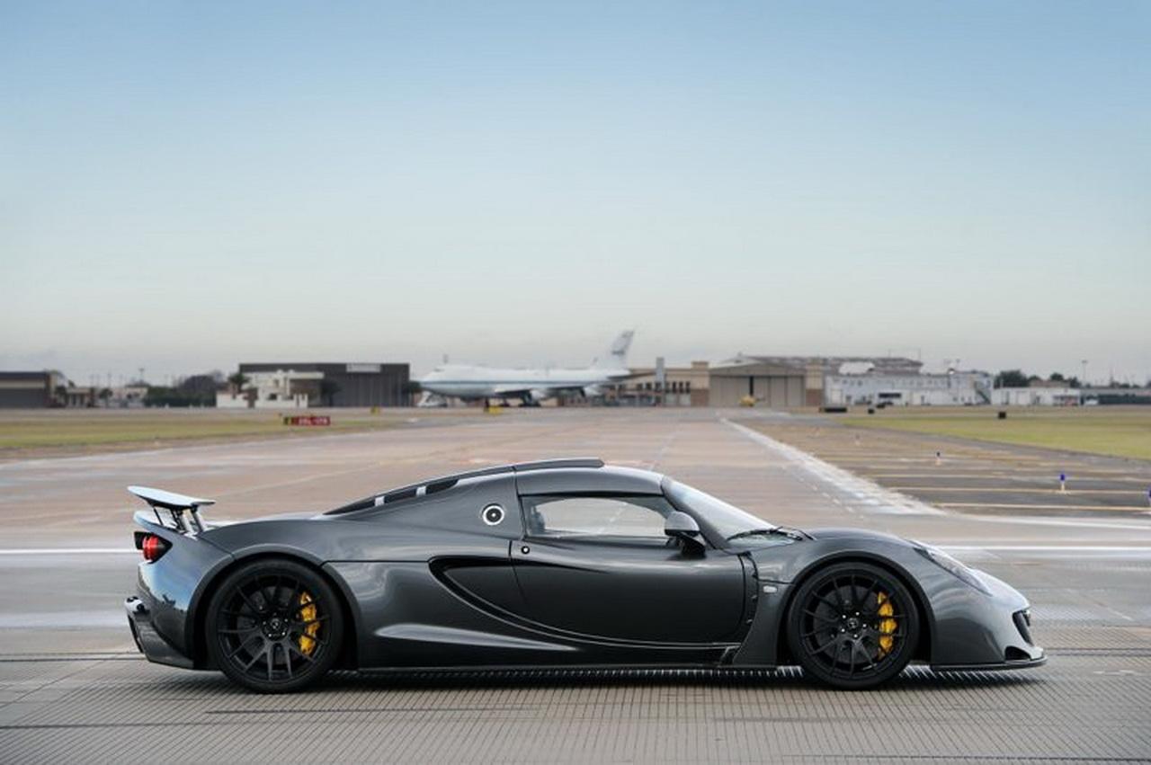La voiture de série la plus rapide du monde
