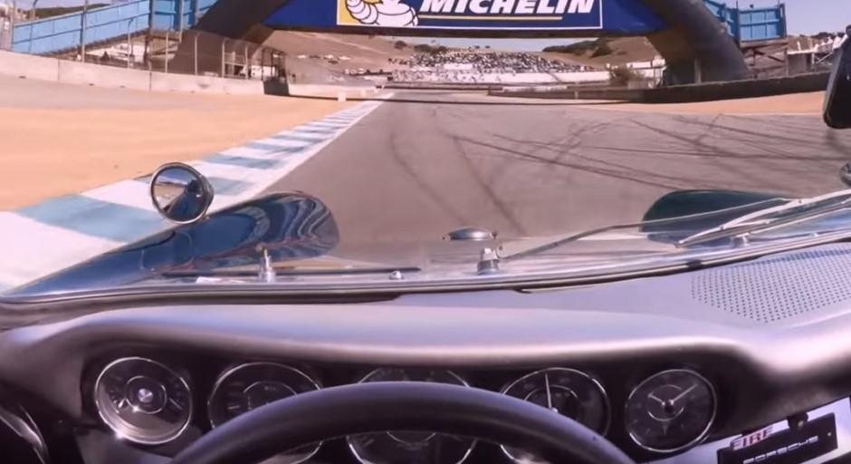 Vidéo : un tour de circuit à bord de 20 Porsche différentes