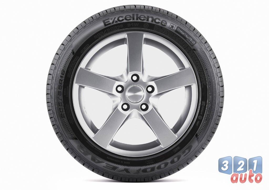 Le pneu qui ne manque pas d'air !