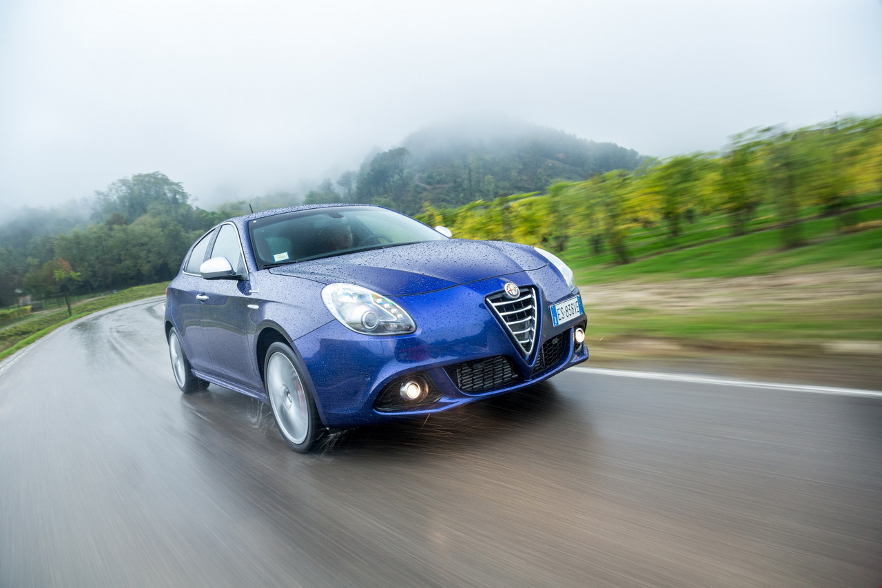 Essai Alfa Romeo Giulietta 2.0 JTDm de 150 ch (2014)