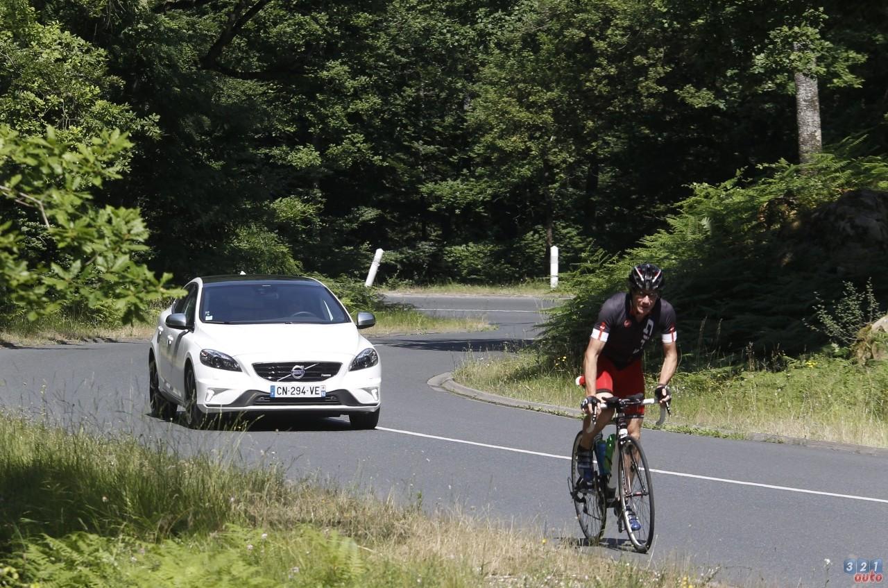 Dopage : la Volvo V40 T5 en manque d'EPO