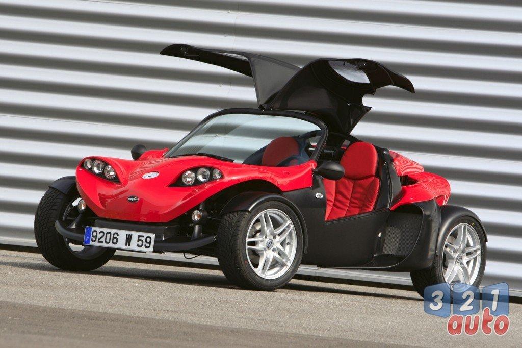 Un petit roadster pour de grosses sensations