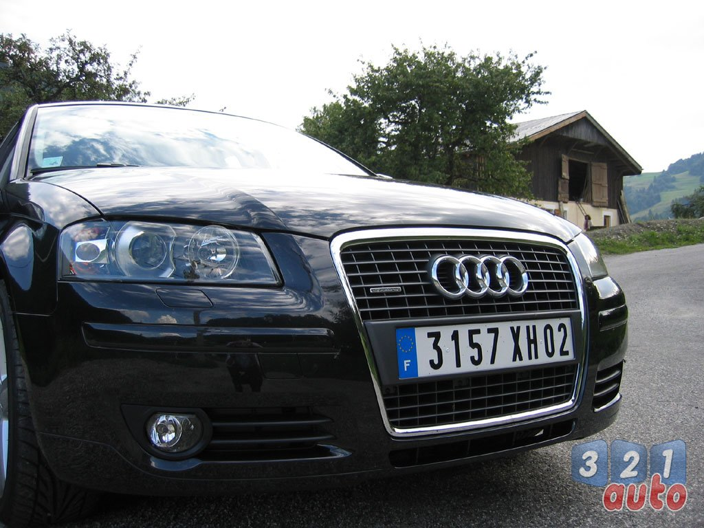 Le style Audi s'affirme
