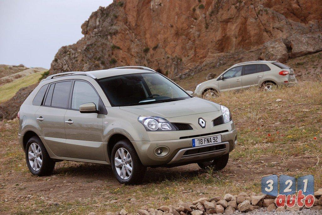 Tout Renault dans un 4x4 !