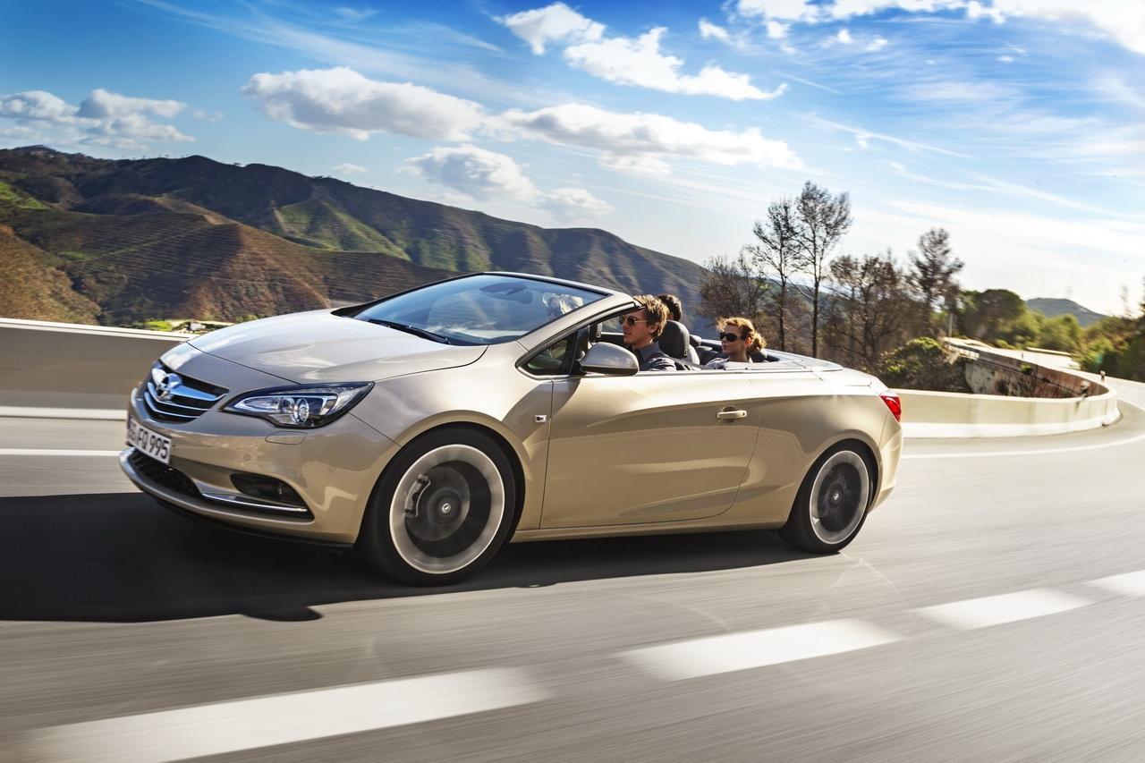 Essai du cabriolet Opel Cascada