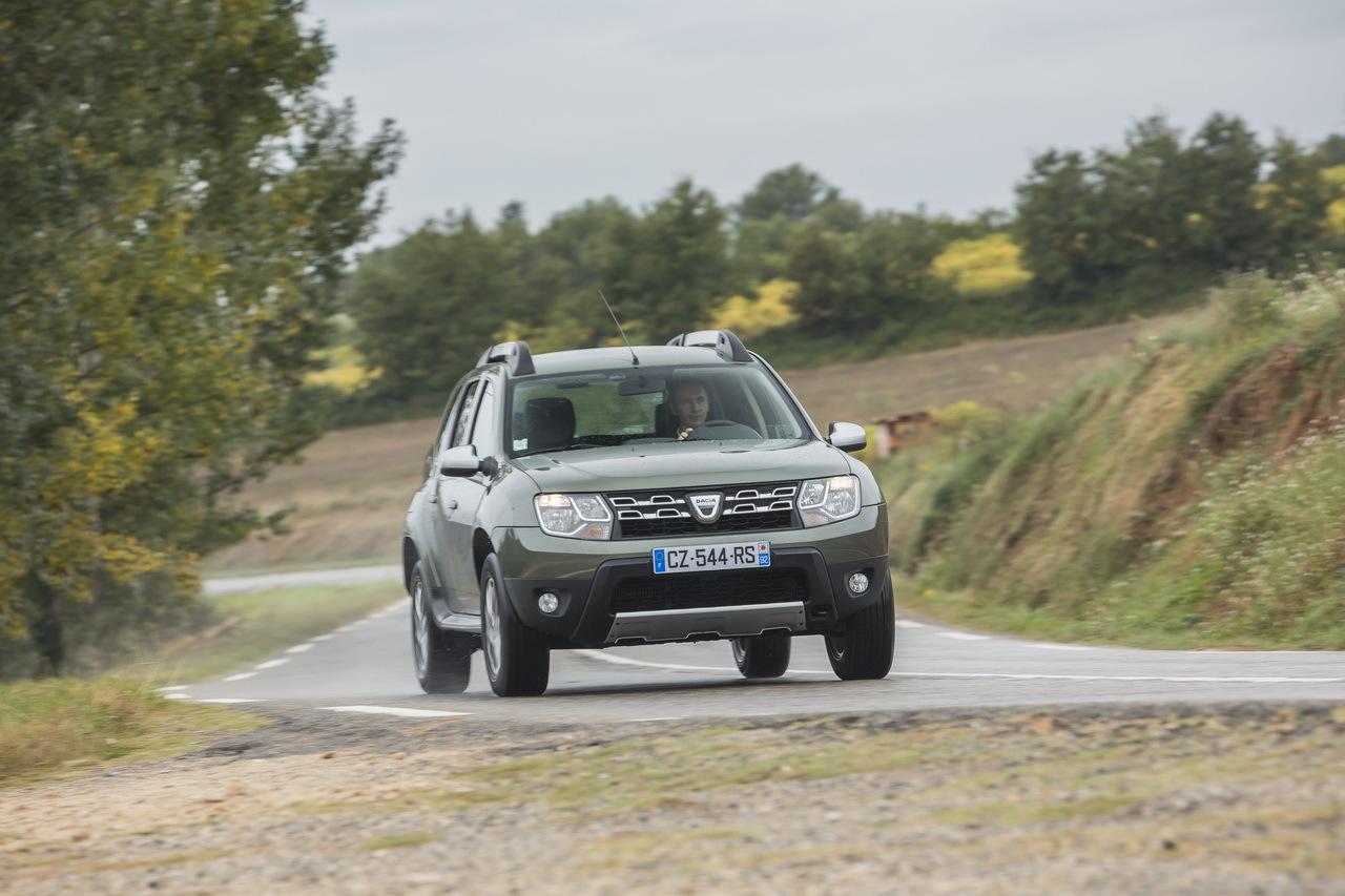 5 bonnes raisons de préférer le nouveau Dacia Duster (2013)