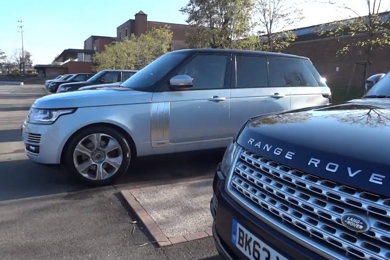 Essai du Range Rover Hybrid 2014 : le 4x4 diesel et électrique en vidéo