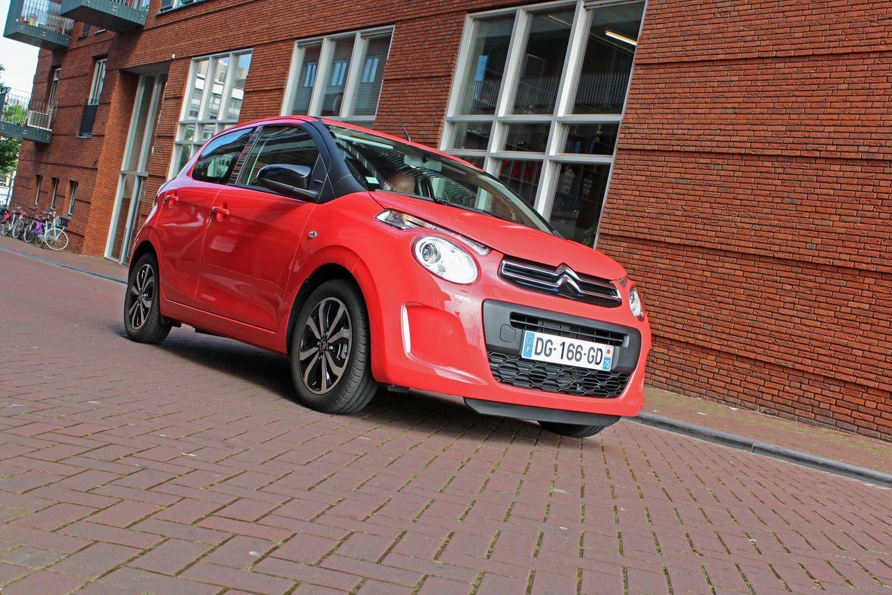 Essai de la Citroën C1 : métamorphosée